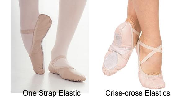 balettcipő megvarrása