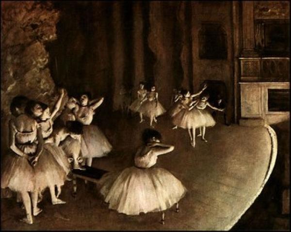 A balettcipő története 1