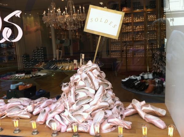 balettcipő vásárlása